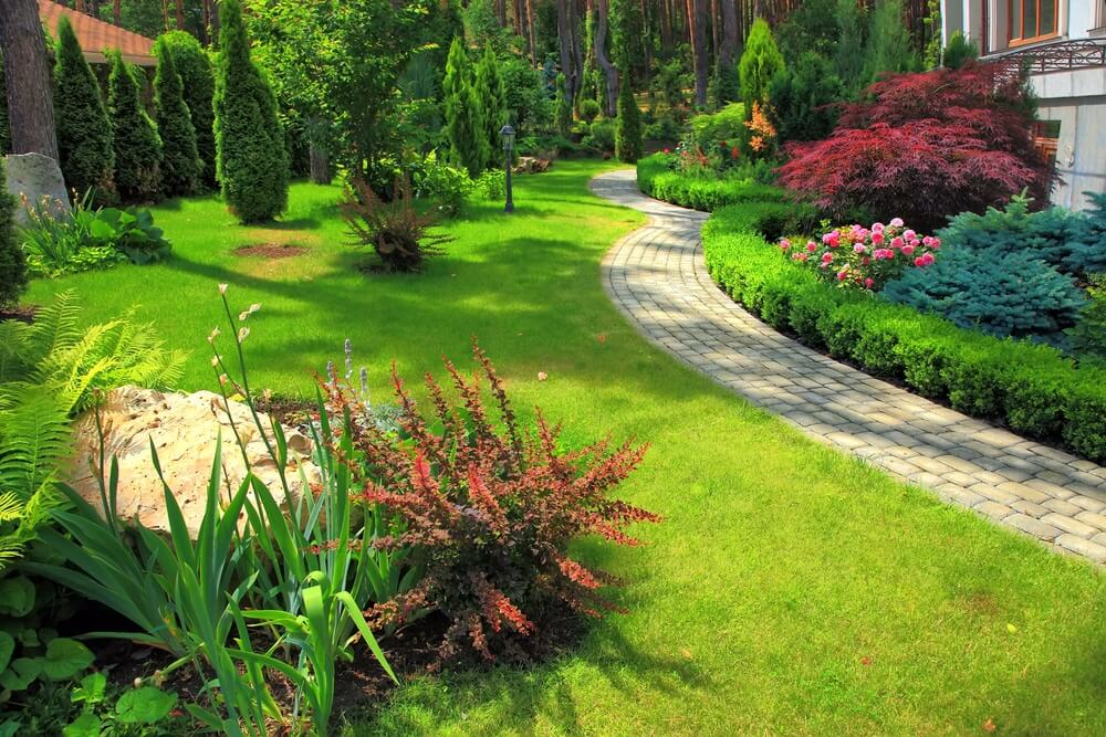 themes spring landscaping preparation