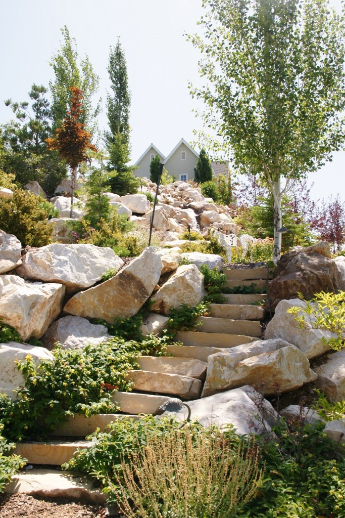 Utah Landscape Design and Installation