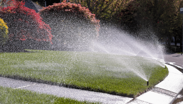 What are the Advantages of Sprinkler System?