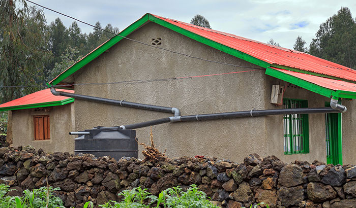 How Can Water Storage Tanks Help with Rainwater Harvesting?